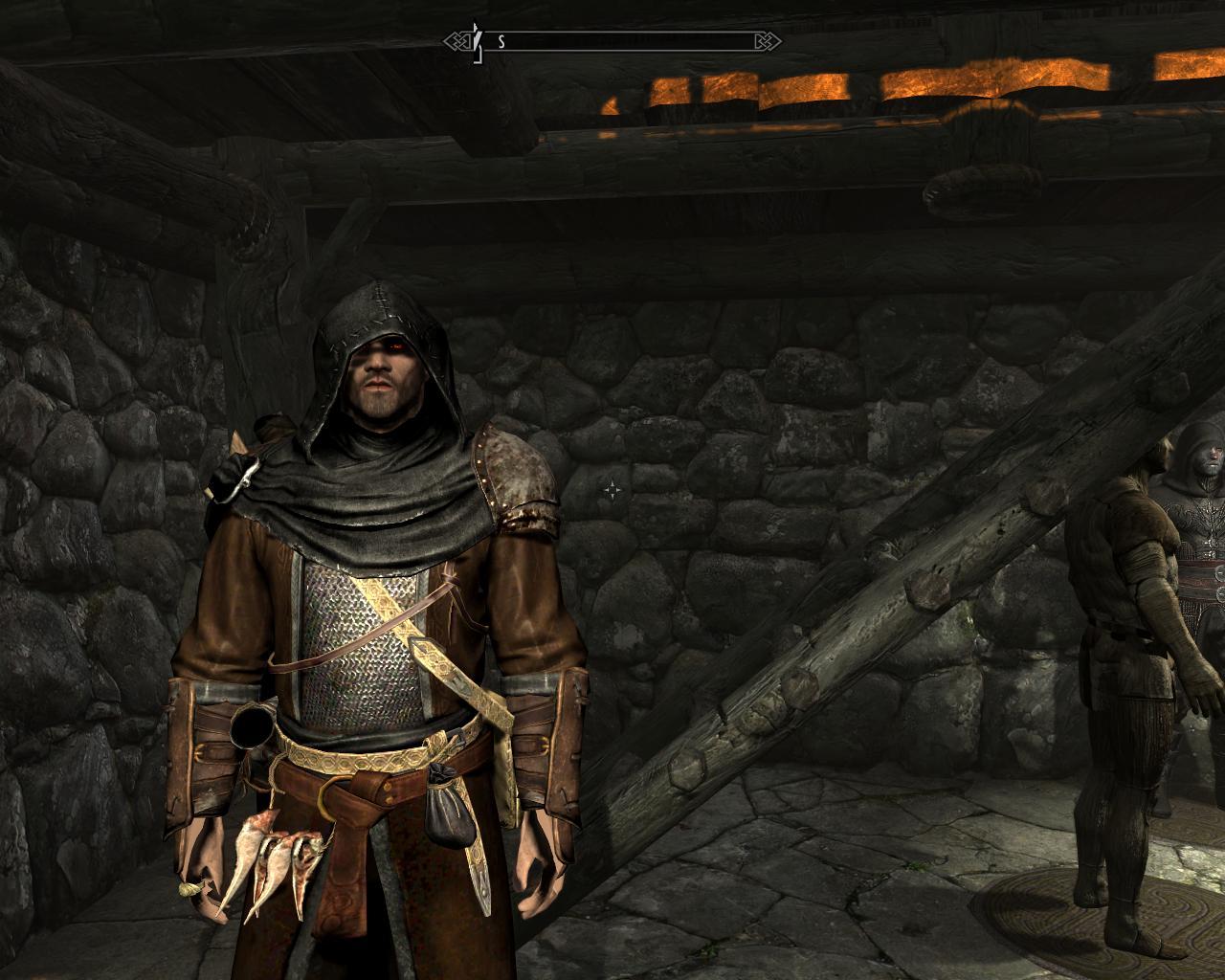 Скачать мод для скайрим нордская броня лучника