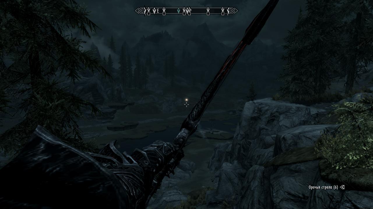 Скайрим как сделать стрелы