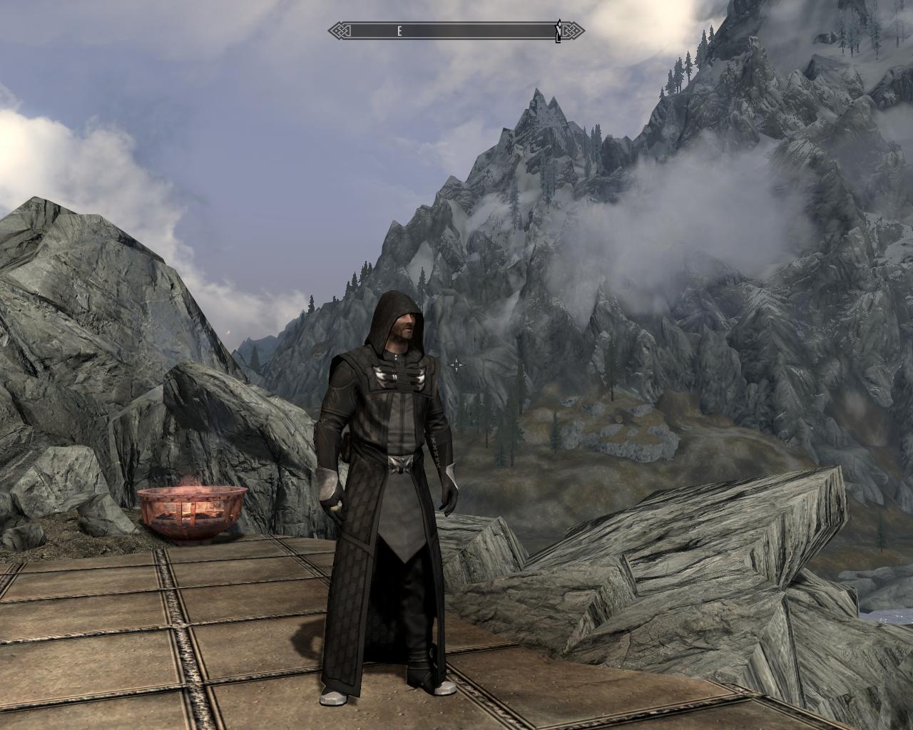 Скачать моды на скайрим на броню инквизитора