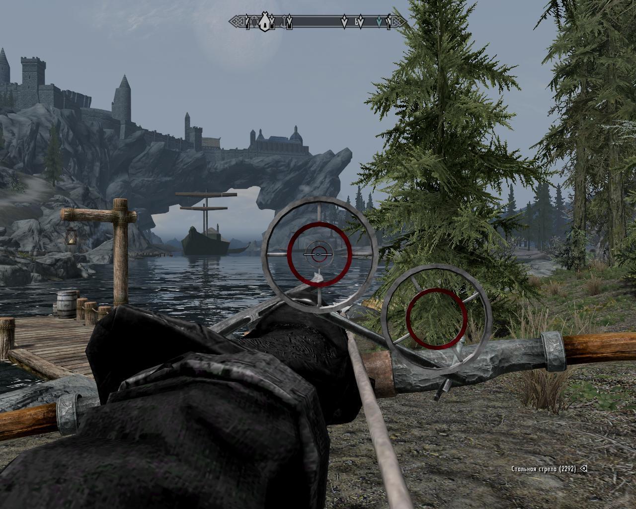 Скачать мод на огнестрельное оружие на skyrim > прохождения игр от.