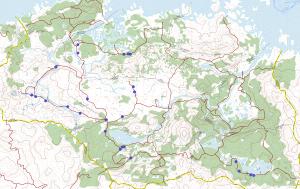 Interesting Roads Map1